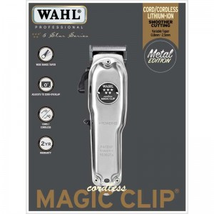 Wahl Magic Clip Cordless Limited Metal Edition 08509-016, купити Wahl Magic Clip Cordless Limited Metal Edition 08509-016