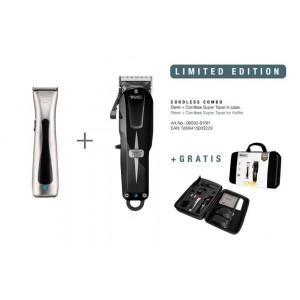 Wahl Cordless Combo Super Taper Cordless Black + Beret  08592-016H, купити  Wahl Cordless Combo Super Taper Cordless Black + Beret  08592-016H