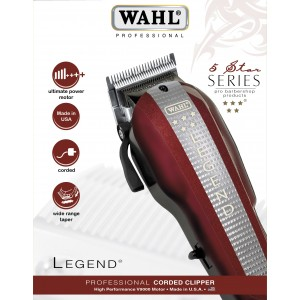 Стрижка волос машинка Wahl Legend 08147-016, купить Стрижка волос машинка Wahl Legend 08147-016